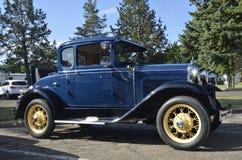 A Ford di modello ristabilito 1931 Fotografia Stock Libera da Diritti