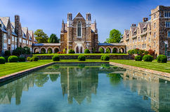 Ford Dining Hall in Berry College royalty-vrije stock foto