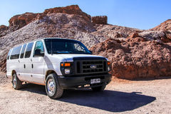 Ford E-Series Stock Image