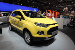 Ford Ecosport at the AMI. Leipzig, Germany Stock Photo