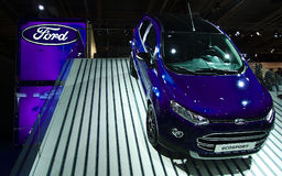 Ford Ecosport aux voitures d'IAA Photos stock