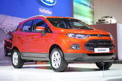 Ford Ecosport Stock Image