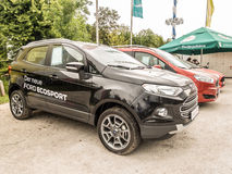 Ford Ecosport Royalty Free Stock Photography