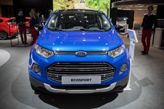 Ford EcoSport compact SUV car Royalty Free Stock Photography