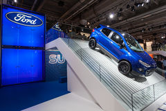 Ford EcoSport at the IAA 2015 Royalty Free Stock Photography