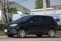 Ford Ecosport Suv-auto voor Stedelijke Gebruiker Stock Foto's