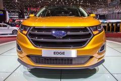 Ford Edge bil royaltyfri fotografi