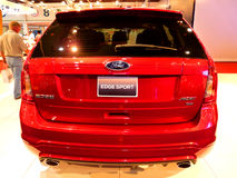 Ford Edge Sport Royalty Free Stock Photos
