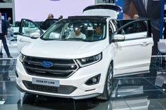 Ford Edge ST-linje Royaltyfria Bilder