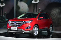Ford EDGE SUV Royalty Free Stock Image