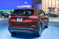 Ford Edge Titanium Stock Photo