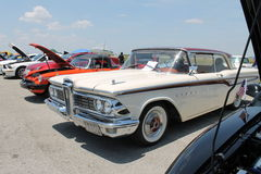 Ford Edsel Royalty-vrije Stock Afbeeldingen
