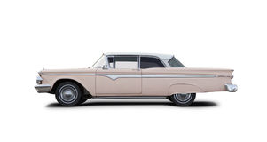 Ford Edsel. Royalty Free Stock Images
