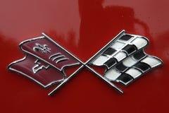 Ford-embleemauto Stock Foto