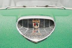 Ford emblem fotografering för bildbyråer