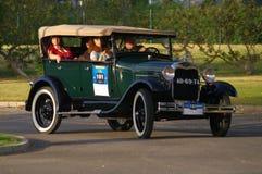 Ford en Phaeton (1929) Arkivfoton