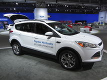 Ford Escape Award Winner Royalty Free Stock Photo