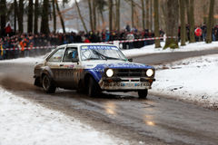 Ford Escort royalty free stock images