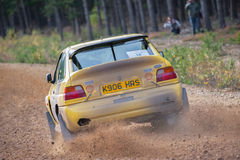 Ford Escort Cosworth Stock Photos