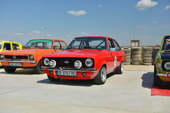 Ford Escort Mark II Stock Images