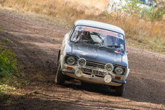 Ford Escort Mexico Stock Photography