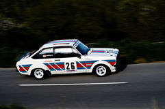 Ford Escort MK II Royalty Free Stock Photos