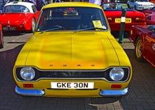 Ford Escort Mk1 Royalty Free Stock Photos