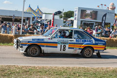 Ford Escort RS2000 Fotografia Stock