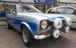 Ford Escort RS royalty free stock photo