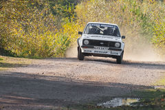 Ford Escort RS rally car Stock Photo