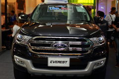 Ford Everest Royalty Free Stock Photo