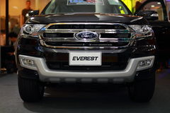 Ford Everest Stock Photo