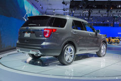 Ford Expedition 2015 on display Stock Photography