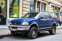 Ford Expedition imagen de archivo