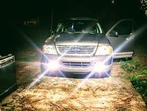 Ford Explorer royalty-vrije stock foto's