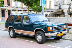 Ford Explorer stock afbeelding