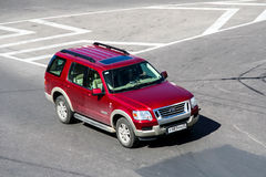 Ford Explorer Stock Images