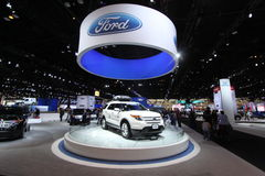 Ford exposition Royalty Free Stock Images