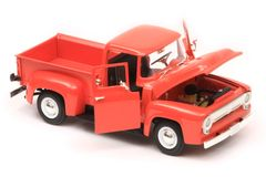 Ford F-100 1956 Stock Photo