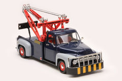 Ford F-100 Wrecker 1953. 1953 Ford F-100 Wrecker, Yatming Road Legends 1:18 scale diecast Stock Photos