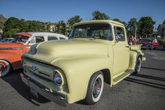 1954 Ford-F100 Bestelwagen Royalty-vrije Stock Afbeelding