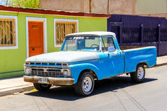 Ford F-100 Stock Images