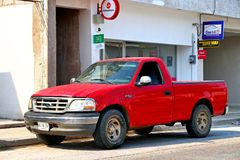 Ford F-150 royalty free stock photography