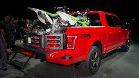 Ford F150 FX4 Fotografia Stock Libera da Diritti