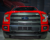 Ford F150 FX4 Stockbilder