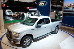 Ford F-150 pick-up truck Royalty Free Stock Photography