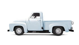 Ford F-100 Pick-up Truck Stock Photo