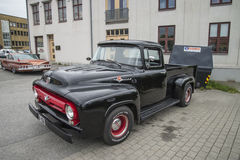 1953 Ford F100 pickup Royalty Free Stock Image