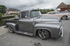 1956 Ford F100 pickup Stock Images