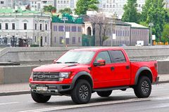 Ford F-150 Raptor Royalty Free Stock Photos